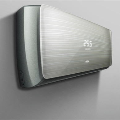 TCL smart wall-mounted air conditioner